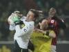 0:3-Niederlage in Dortmund. Foto: Stefan Krieger.