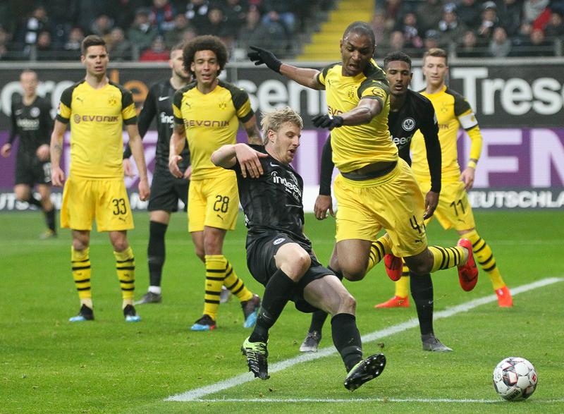 Unentschieden gegen den BVB