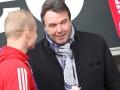 08.11.14: 0:4-Schlappe gegen die Bayern. Foto: Stefan Krieger.
