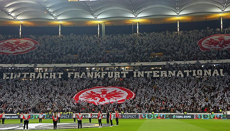 Eintracht besiegt Marseille