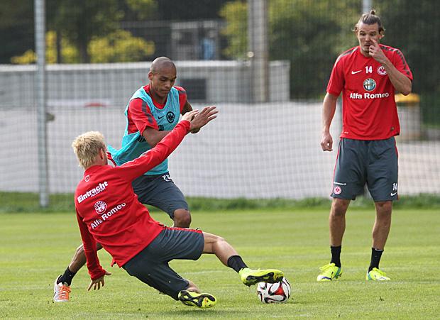 Training 10.09.14. Foto: Stefan Krieger