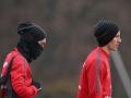 Training am 26.11.14. Foto: Stefan Krieger.
