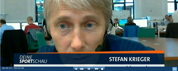 Screenshot sportschau.de