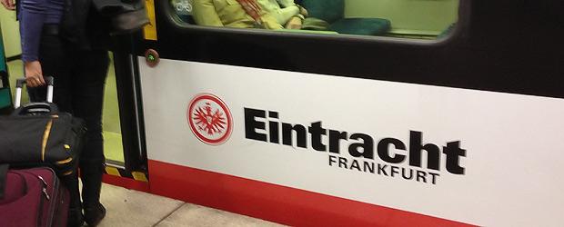 U-Bahn in Frankfurt. Foto: Wischtelefon.