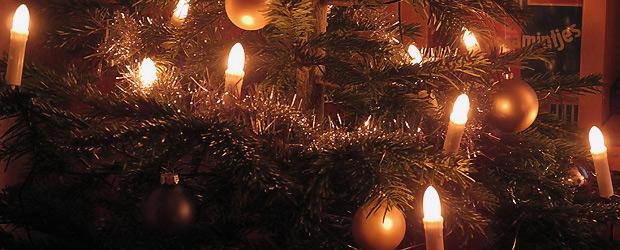 Weihnachtsschmuck (Ausschnitt):