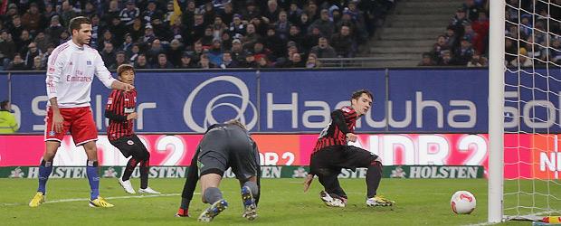 Das 1:0 in Hamburg. Foto: Stefan Krieger.