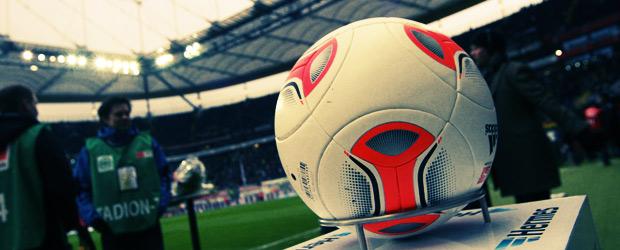 Ein Ball, nicht rollend. Foto: Stefan Krieger.