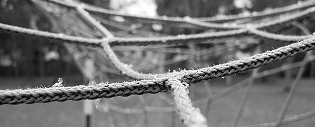 Zappeln muss der Fisch im Netz. Hier: Symbolbild ohne Fisch.