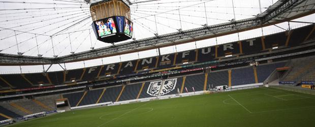 Ein Stadion. Foto: Stefan Krieger.