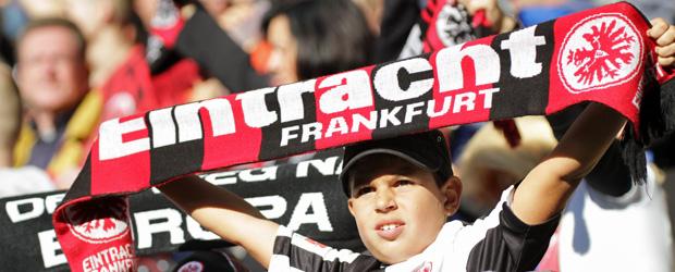 Eintracht Frankfurt! Foto: Stefan Krieger.