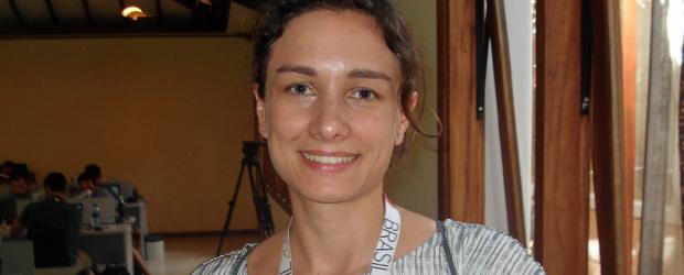 Raquel Rosa. Foto: JCM.