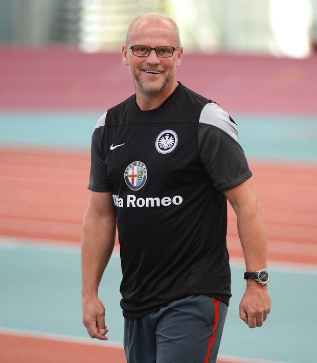 Thomas Schaaf. Foto: dpa.