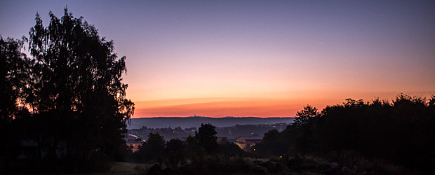 Das Morgenorakel. Foto: Stefan Krieger.
