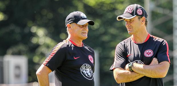 Die Trainer. Foto: Stefan Krieger.