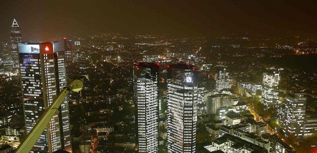 Aber die schönere Skyline haben wir. Foto: Reuters.