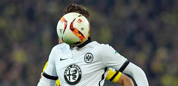 Nur Fußball im Kopf. Foto: dpa.