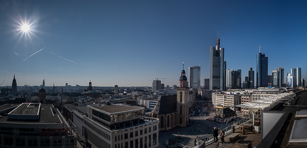 Skyline. Foto: Stefan Krieger.