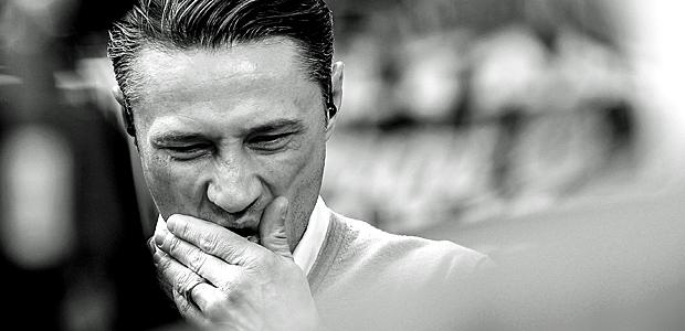 Schon das letzte Endspiel für Niko Kovac? Foto: Stefan Krieger.