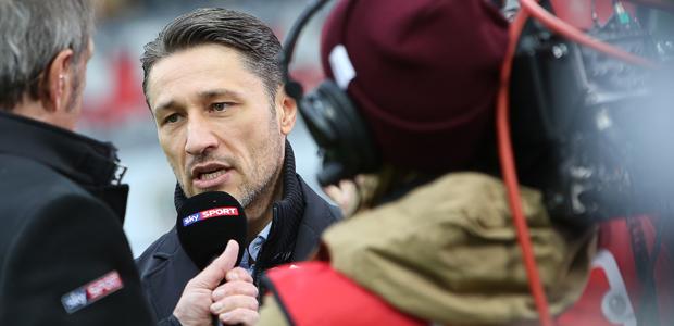 Niko Kovac, noch immer unverlängert. Foto: Stefan Krieger.