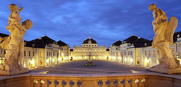 Schloss Ludwigsburg, nahe Stuttgart. Foto: dpa