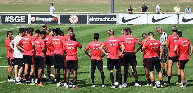 Trainingsgruppe 1 von 2. Foto: imago.