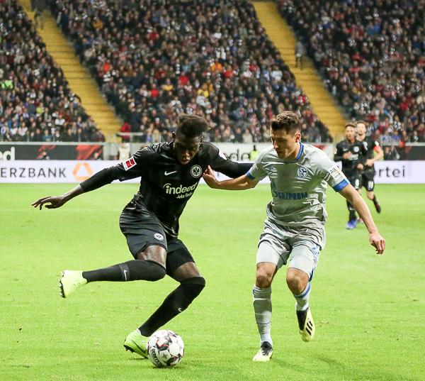 11.11.18. Eintracht - Schalke 3:0