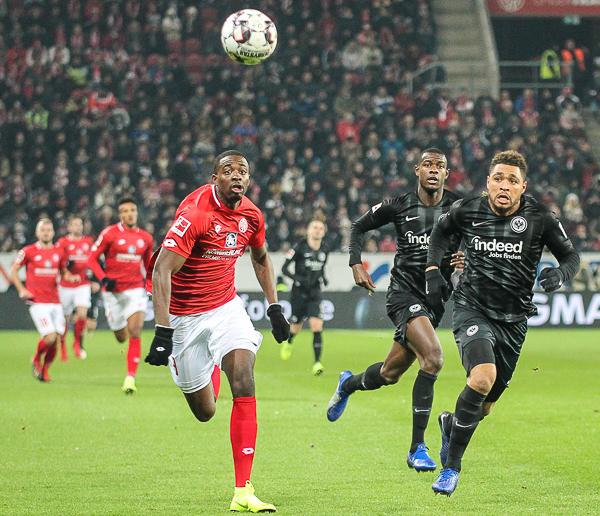 Mainz - Eintracht 2:2