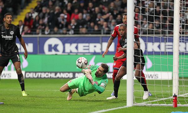 22.12.18 - 0:3 gegen Bayern München