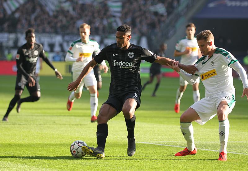 1:1 gegen Gladbach