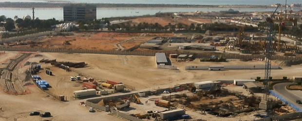 Die andere Seite von Abu Dhabi. Foto: Ingo Durstewitz.