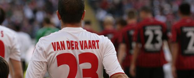 Der Mann von Frau van der Vaart. Foto: Stefan Krieger.