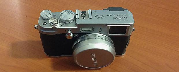 Handyfoto vom Fotoapparat.