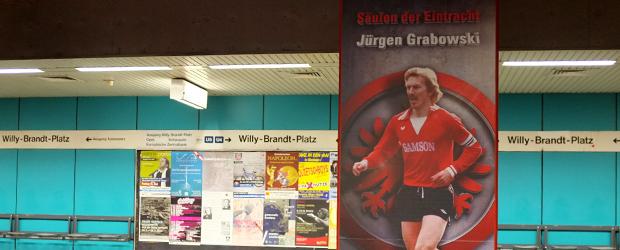U-Bahn Station Willy-Brandt-Platz