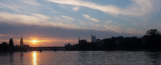 Frankfurt am Main, 28.05.13, 05:45 Uhr. Foto: Stefan Krieger