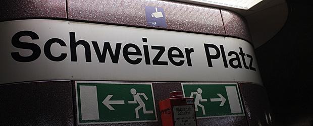 Hossa Helvetica! Foto: Stefan Krieger.