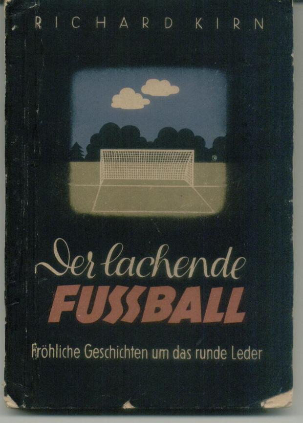 Der lachende Fußball