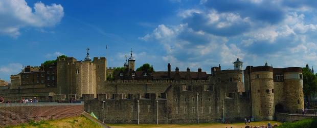 Der Turm zu London. Foto: Stefan Krieger.