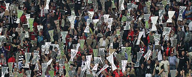 Euopareif: Das Publikum. Foto: Stefan Krieger.