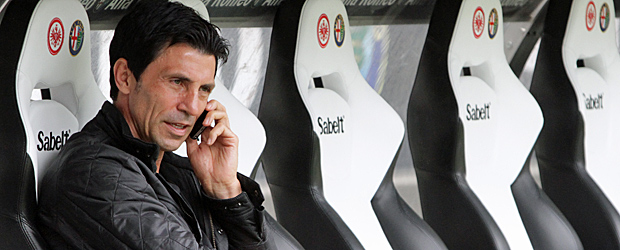 Bruno Hübner, immer im Dienst. Foto: Stefan Krieger.
