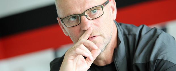 Thomas Schaaf. Foto: Stefan Krieger.