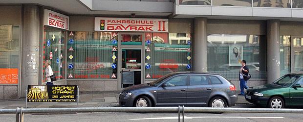Grüße vom Baseler Platz. Der größte seit dem Borsig. Foto: Stefan Krieger.