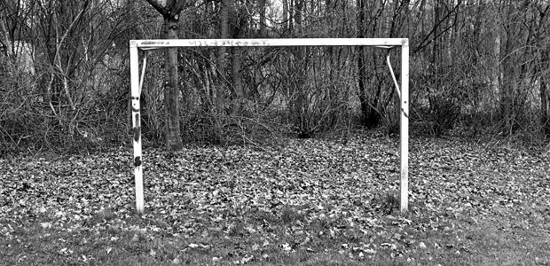 So schön kann Fußball sein. Foto: Stefan Krieger.