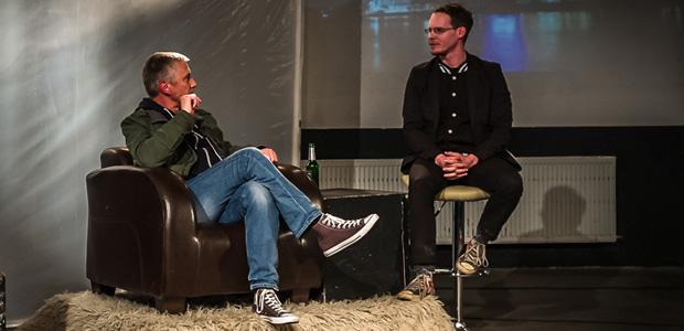 Links Herr Krieger, rechts Herr König. Foto: Miriam Zielke.