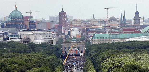 Dit is Berlin. Foto: EPA.