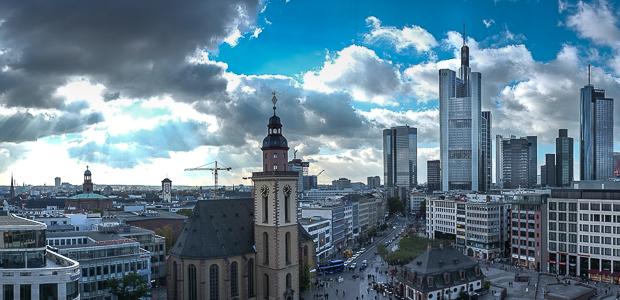 Ganz Frankfurt ist von den Socken. Foto: skr.