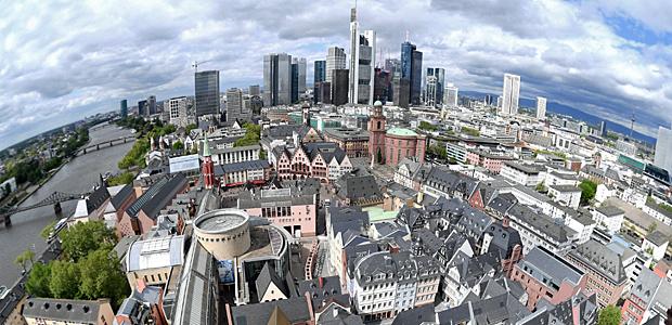 Frankfurt. Foto: dpa.