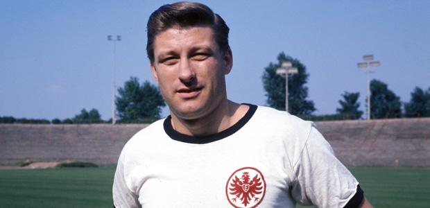 Friedel Lutz 1971. Foto: Imago Images